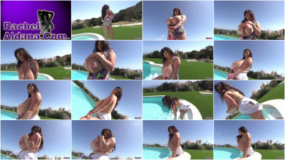 Rachel Aldana – Poolside Color