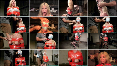 Be Aware There is a Serial Gagger on the Loose part 2 - Extreme, Bondage, Caning
