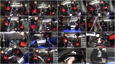 Mistress Approved - Custom Vacuum Suit Finale