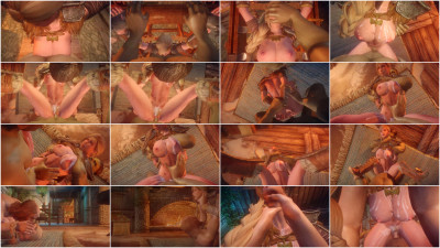 Skyrim Immersive Porn scene 10
