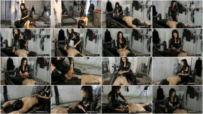 Mistress Zita - 30 Minutes Orgasm Control Part 1