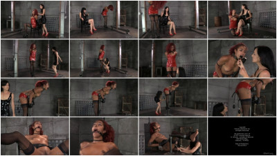 Daisy Ducati and Elise Graves (new, domination, one, spank, dom)