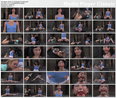 watch video media video - (Double Trouble - Kleio and Endza , HD 720p)