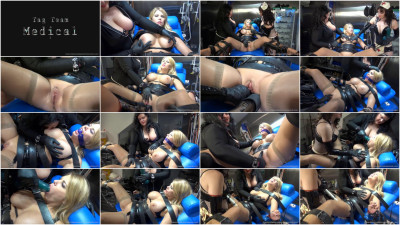 Hard bondage, torment and torture for hot naked angel