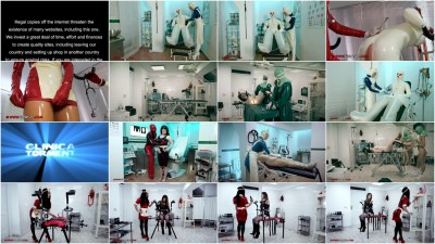 Clinical Torments And Freaks Inside New Clips