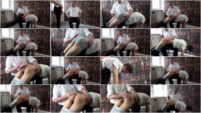 British Boys Fetish Club - OTK For Matej