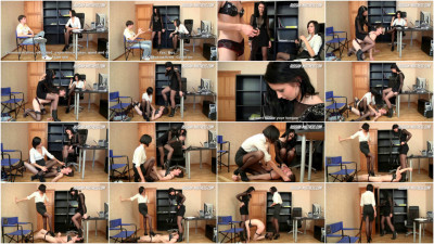 Russian Mistress - Jane & Elena