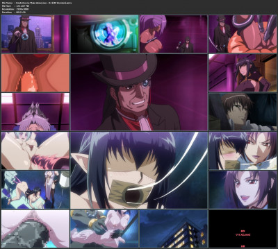 Oz Inc - Koutetsu no Majo Annerose - Witch of Steel: Annerose (ep. 1-4) 1080p