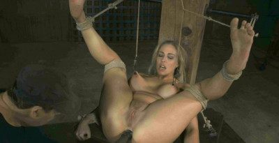 Bad Pussy - Angel Allwood - HD 720p - video, body, dom, actress, blond