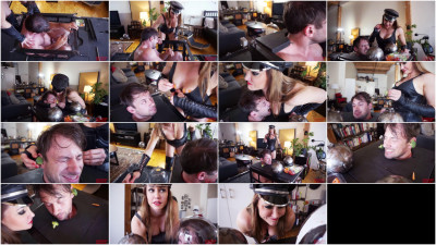 Serious Images - Mistress Miranda In Caged Titan