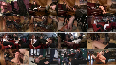 Foot Fetish Sanctuary Video Collection 12