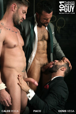 MAP - 101 Things To Do With A Straight Guy: Tie Him Up