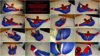 Simone - Spidergirl Splits