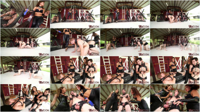 Charley Hart & Callie Nicole - Cruel Women, Crueler Games
