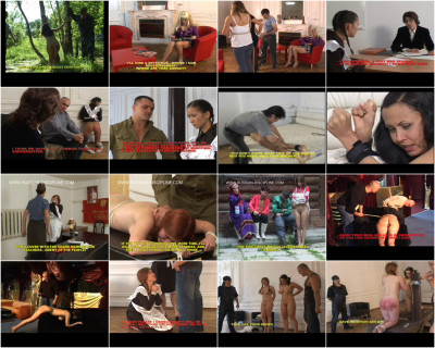 Russian Discipline Beautifull Hot Excellent Full Sweet Collection. Part 2.