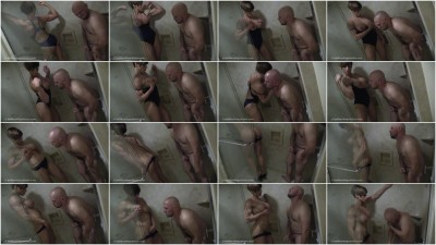 Ball Busting Chicks — Rapture — Femdom Sex In The Shower