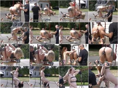 [NakedGord.com]Junkyard Fucking Machine Part 1(2010/High Heels/size 94.5 MB)