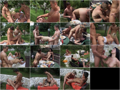Bi Garden Party (new, style, girl, bisex)