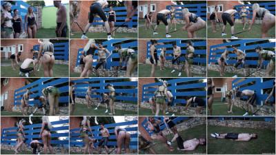 Kebranozes Brazilian Ballbusting - Ball Rupture Gang