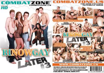 Download Combat Zone - Bi Now, Gay Later vol3 (2011)