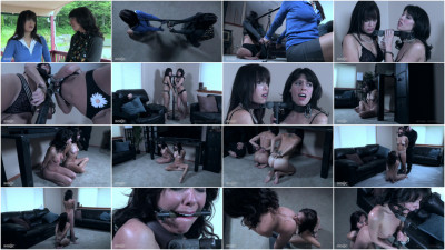 Taboo Torment With Alana Cruise & Lexi Foxy