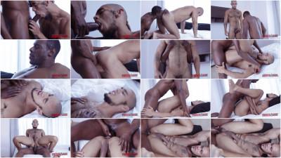 Interracial pleasure