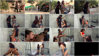 Aria Alexander & Jasmine Webb (Homeless & Horny)