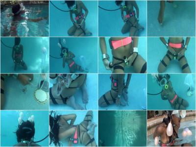 H2O Bondage Gems - Self Bondage Adventure