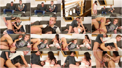 Busted Love Is The Best Kind - bisex, masturbation, sex