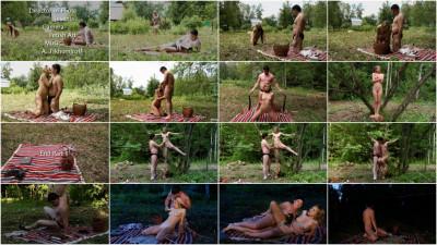 Erotic Outdoor Punishment