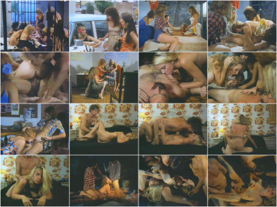Taxi Girls (1979) - Aubrey Nichols, John Holmes, Nancy Suiter