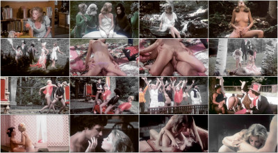 Alice In Wonderland (1979) - Kristine De Bell, Angel Barrett