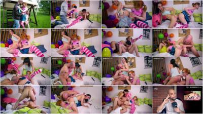 Lilu Moon & Kira Roller - Sex Doll