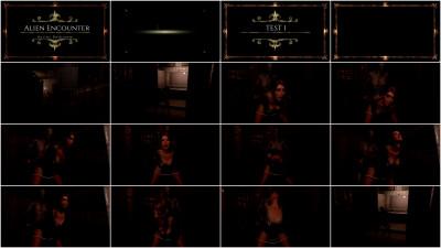 Alien Encounter - Horror Bathroom - Vol. 1 - Full HD 1080p