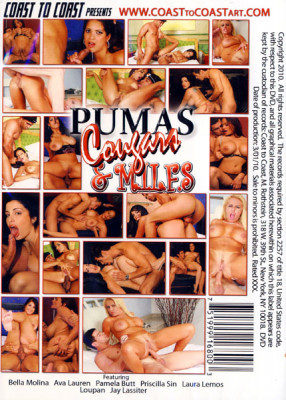 Pumas Cougars And MILFS