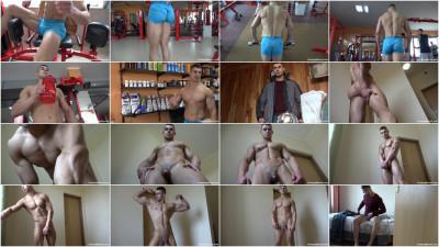 Pumping Muscle — Andrei V aka Josef L — Photo Shoot Vol. 3 - HD 720p