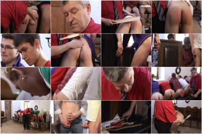 Agony — Raw Pain Spanking