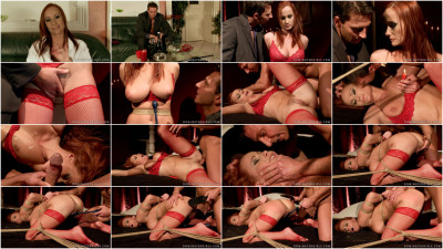 Katy Parker begs for help Katy Parker - Extreme, Bondage, Caning