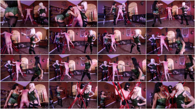 vid cut con other (Mistress Tangent & Dahlia Rain - Goddesses Destruction)...