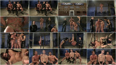 Bound Gods - The Bodybuilders And The Onyx
