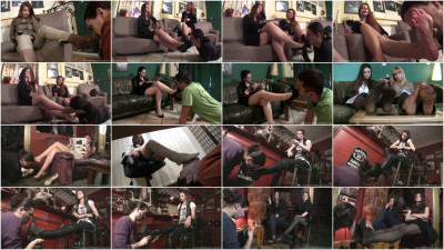 Foot Fetish Sanctuary Video Collection 8
