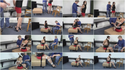 watch download new - (Rachel Lane: Secretary Bondage Ambush)