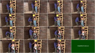 Straight Men In Trouble - Utility Worker Revenge 1