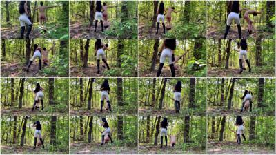 Evil Woman - Sadistic Fun In The Forest