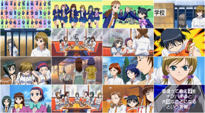 made high friend genres (Joshikousei: Girl`s High Ep. 6).