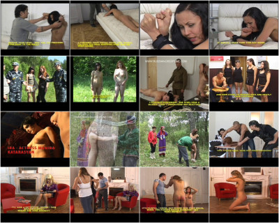 Russian Discipline Excellent Full Sweet Collection. Part 2 - con, watch, art.