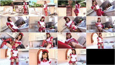 Mai Ayase Kitchen Maid Jacksoff In Your Coffee