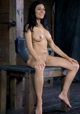 Strict bondage and brutal bdsm sex