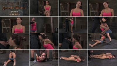 Hot Latina Jynx Maze suffers