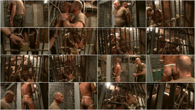 Bound Muscle - The Mountain Prison Part 2